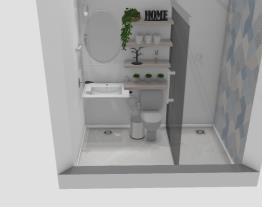 Banheiro de Baixo