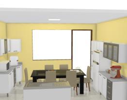cozinha de orlanda