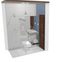 Projeto banheiro social