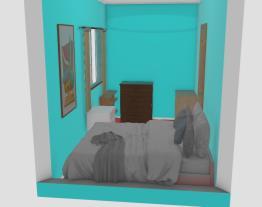 Meu quarto semelhante ao original