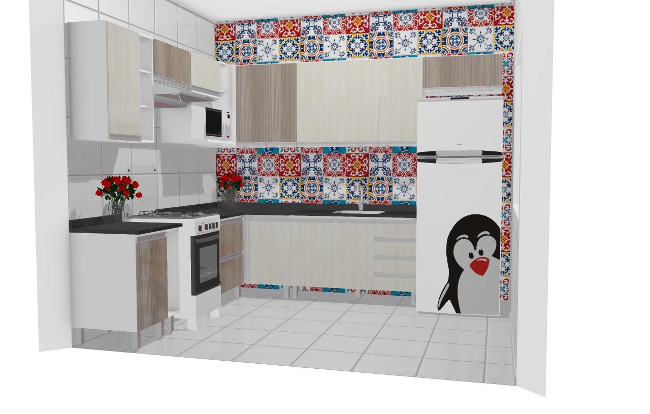 minha cozinha de casa