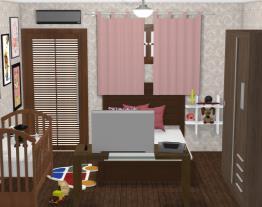 quarto nº 4  casa 24