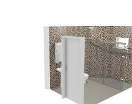 Banheiro Simples Garagem
