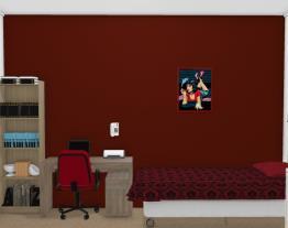 Dormitório Hank