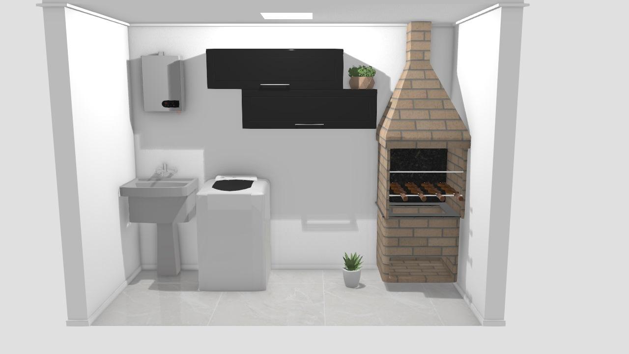Meu projeto CasaMob lavanderia 2