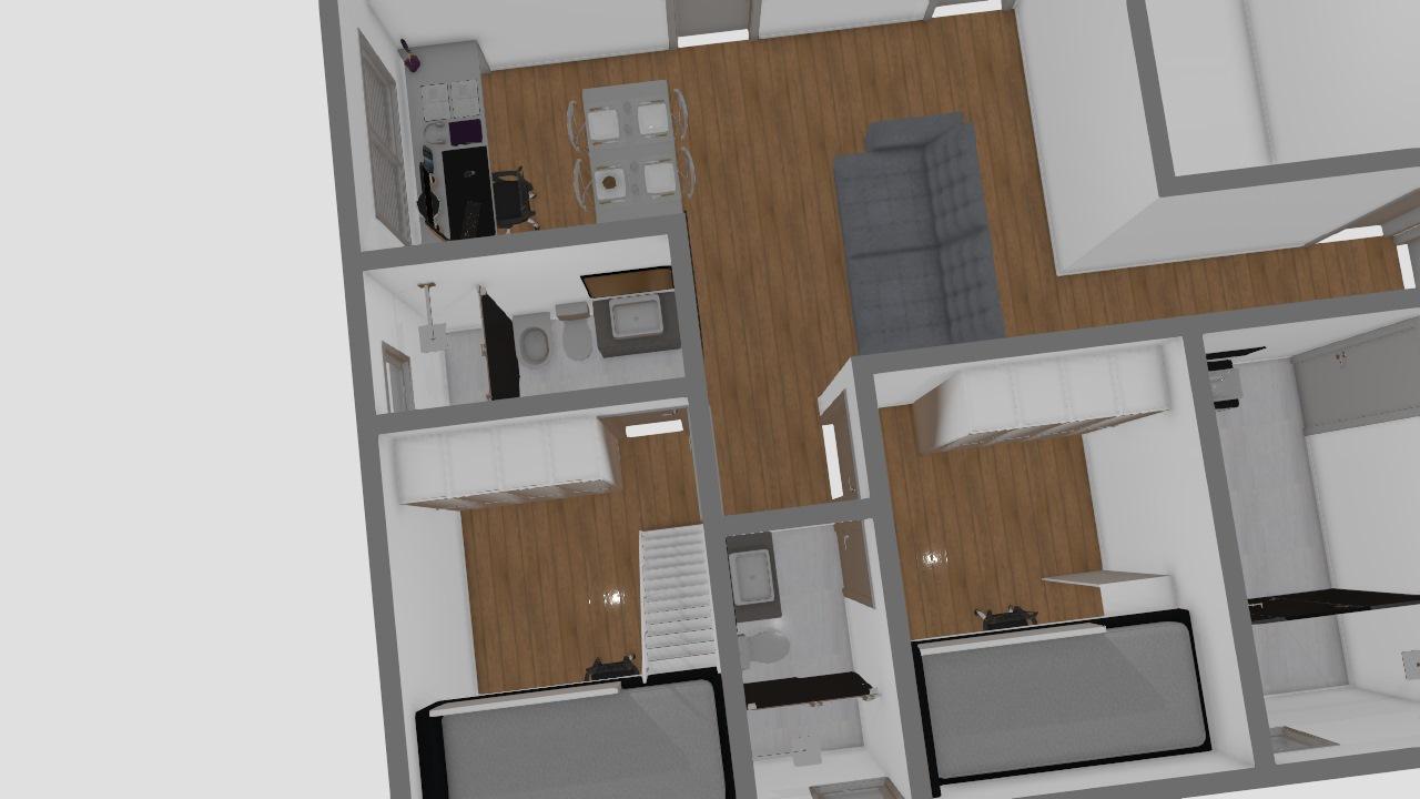 Apartamento 4q