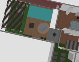 Meu projeto de pátio no Mooble