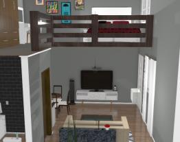 casa pequena estilosa