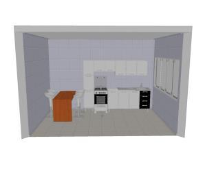 Cozinha Anne