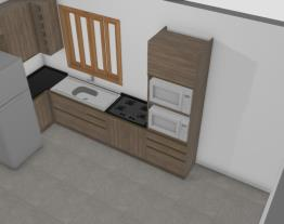 Elisa cozinha