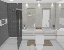 2 Banheiro casal - Graziela Lara