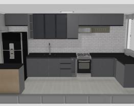 Meu projeto Henn - cozinha Belize