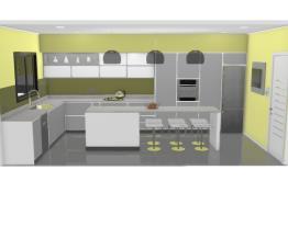 Cozinha c/ ilha