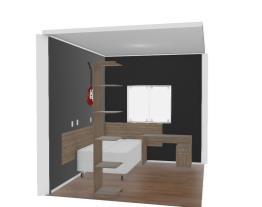 Meu projeto Kappesberg - quarto Gab