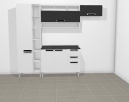 Projeto Rádio opção 4 branco com preto