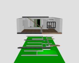 House 2023 Terreno fundo