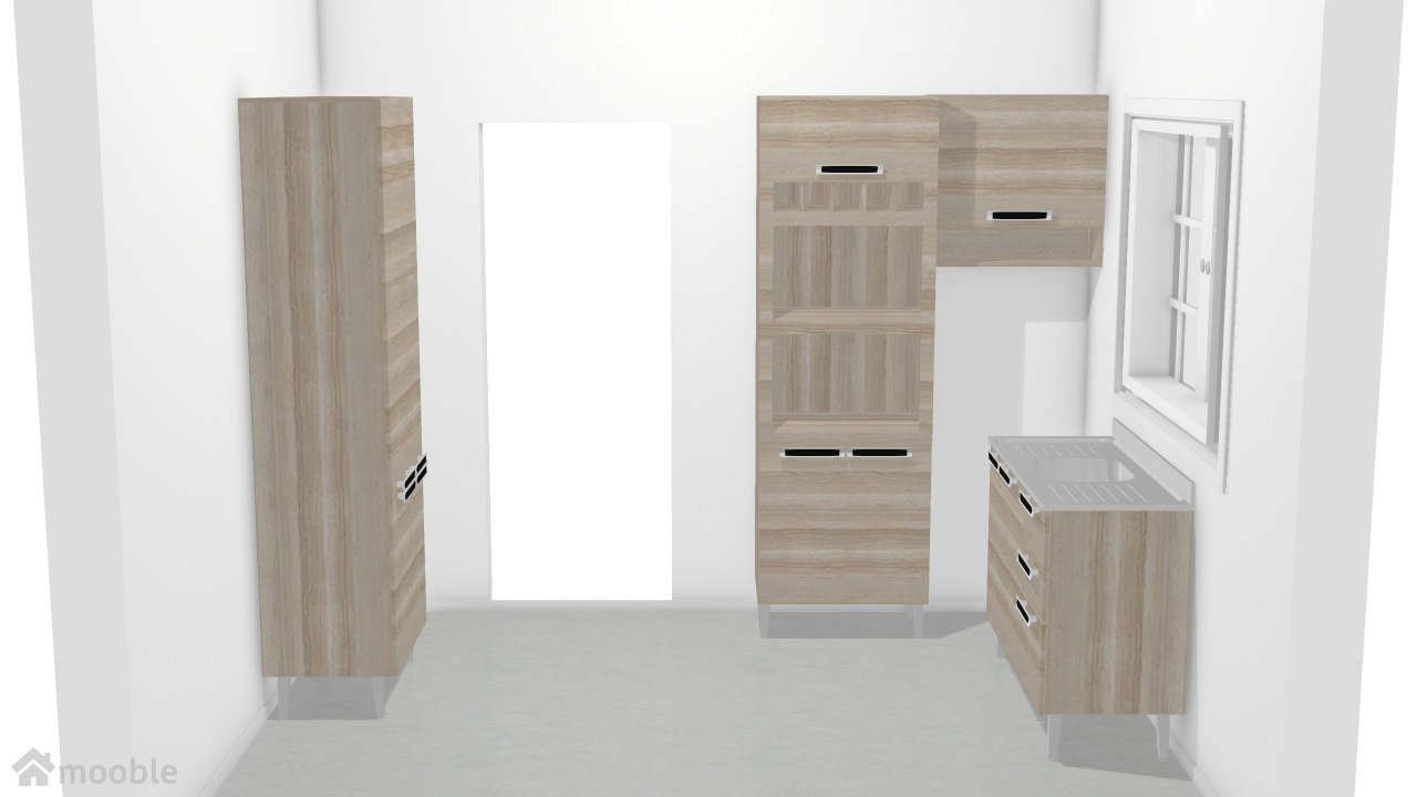 Projeto da nova cozinha