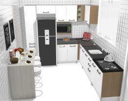 Meu projeto Kappesberg cozinha