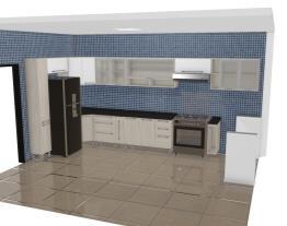 cozinha teones aguas belas