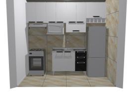 Minha Cozinha 1,50 altura Td