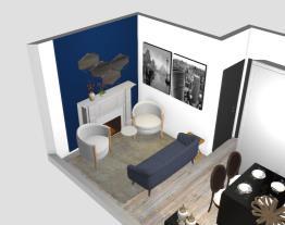 Reforma sala e cozinha