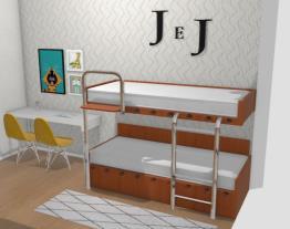 Meu projeto quarto JP e JL 5