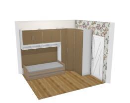 Projeto quarto pequeno 1