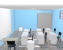 sala de aula adaptada