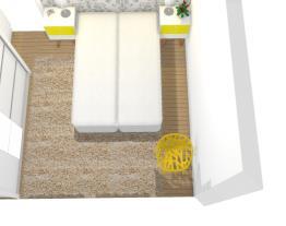quarto - flor de lis