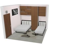 Dormitorio das meninas