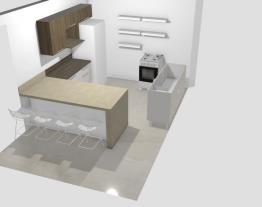 cozinha baixa