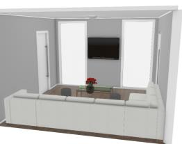 Sala de estar/ TV TEC EST
