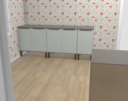 Cozinha modulada Nani
