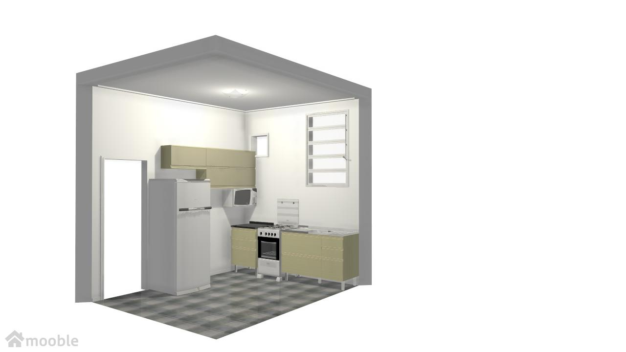 Meu projeto de cozinha  3