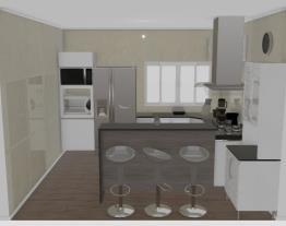 Casa da Izabel (Cozinha)
