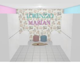Quarto de Lorenzzo e Marian