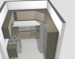 Projeto Cozinha Tais