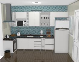 Cozinha praia modelo 2