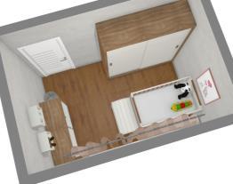 Dormitório 2 (Bebê)