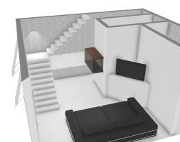 Meu projeto no Mooble casa sala com arara  closet sapateira e filho