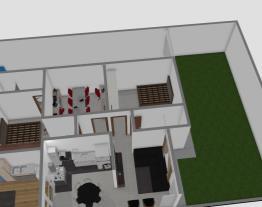 Casa Completa Área Lazer