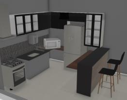 Cozinha cafofo 3.1