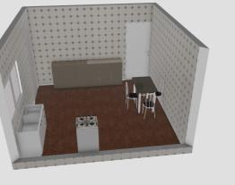 cozinha da casa da ana livia