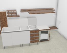Projeto Dal Edi Cozinha