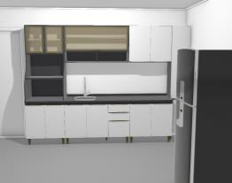 Meu projeto Henn Cozinha DECORE