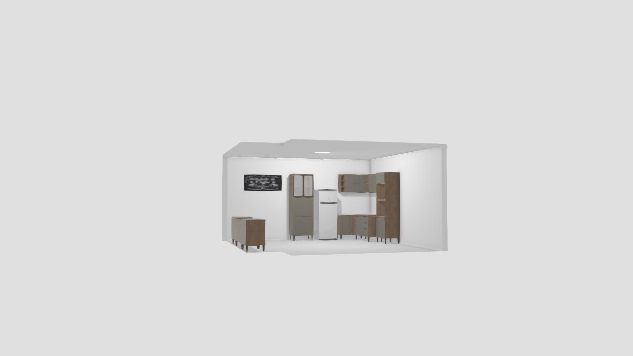 Meu projeto Visão Móveis Cozinha