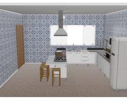 Cozinha nova casa 2