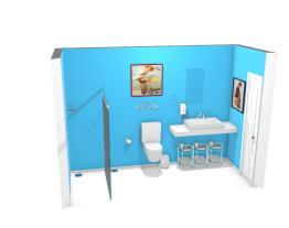 banheiros suite