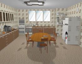 Cozinha Casa de Praia