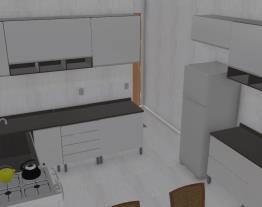 Cozinha Luciane/ Jade